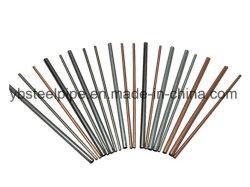 電流を通す鋼管そして鋼管