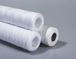 Cartucho do filtro prévio de fios de algodão para filtração do vinho