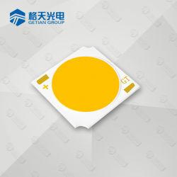 Lm80 15W 20W 30W 50W COB LED 160lm/W ra80 90 pour LED Spot de lumière vers le bas la voie la Lumière