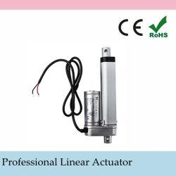 Het industriële Gebruik beschermt Eigenschap en Lineaire Actuator Met constante snelheid