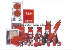 ABC Extintores de polvo seco para la lucha contra incendios
