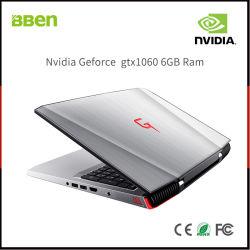 Nieuwste Laptop Barebone Laptop van het Gokken van de Verkoop van de Kern I7 7700 Hete I7 Geen RAM Geen Harde Schijf