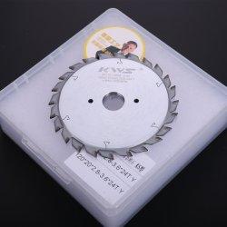PCD Verstellbares Ritzsägeblatt mit Chrombeschichtung für Beschichtete Holzplatten