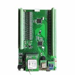 Данные экрану сбора данных контроллер удаленного управления системы охранной сигнализации для компьютерного зала