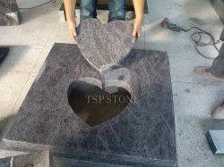 Populärer kundenspezifischer schnitzender Marmor-/Granit-Stein für Denkmal/Grabstein/Grundstein/Finanzanzeige/Denkmal