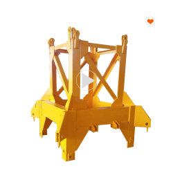 Adaptador de estrutura de aço Sym mastro de elevação Mastro de transferência na venda de grua-torre partes separadas