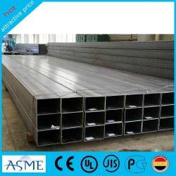 2mm d'épaisseur des tubes en métal soudé noir en Chine