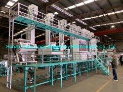 Китай высшего качества Ce качества автоматического управления рисообдирочная машина серии машины 40 тонн для вывода риса в день