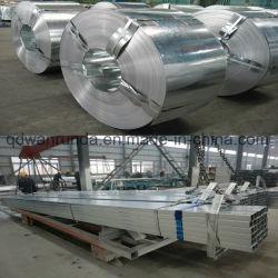 80x80mm tubo de acero galvanizado para la estructura de acero de uso