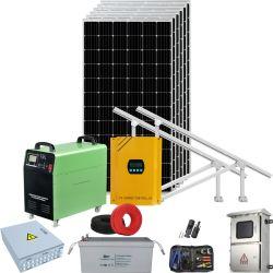 Fontes de energia do gerador de água atmosférica alimentada a energia solar