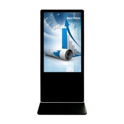 壁取り付け型 HD ビデオ広告ディスプレイ LCD モニターデジタルサイネージプレーヤーミラー