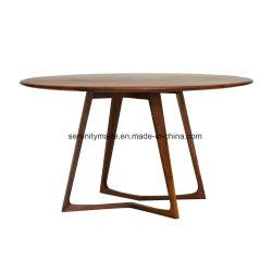 Accueil Produits Twist thé café Table ronde en bois