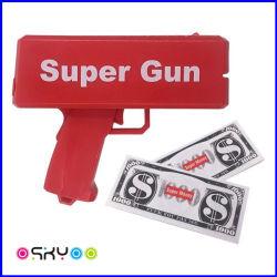 Het super Kanon van het Stuk speelgoed van de Nevel van het Geld voor de Clubs van de Partijen van de Verjaardag van de Huwelijken van Kerstmis