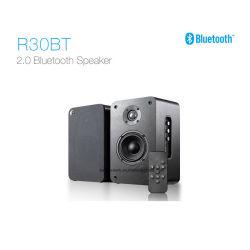 R30bt 2.0 alto-falante do computador de colunas de prateleira de Bluetooth com CCN/Remoto