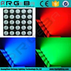 25levou *10W LED Interior Fase Blinder Ligting Matriz