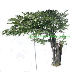 Alberi artificiali del grande dell'albero della fabbrica Ficus decorativo artificiale del commercio all'ingrosso per la decorazione domestica esterna