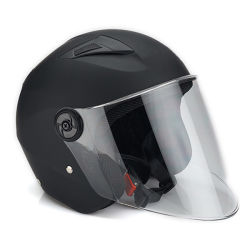 2020年のオートバイの開いた表面スクーターの循環のジェット機の半分の表面ヘルメット