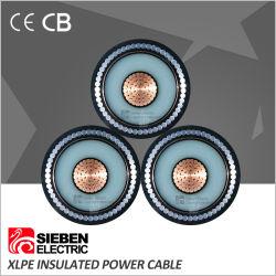 Hochwertiges Isolierenergien-Kabel der Hochspannung-26kv/35kv XLPE