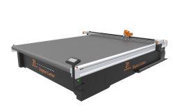 CNC вращающийся нож тканью резак для швейной машины среза с лучшим соотношением цена