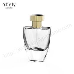 Freie kosmetische quetschverbindene Glasduftstoff-Flasche in 30ml, 50ml, 100ml