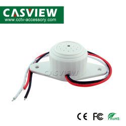 Câmara CCTV Vigilância de Segurança Mini Microfone Monitor de som áudio do Pickup