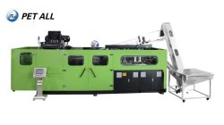 Macchina di modellatura del colpo ad alta velocità elettrico pieno (9cavity)