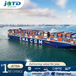 La China Ocean Freight Forwarding Service à Jakarta en Asie du sud-est