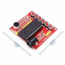 Novo Dsi1700 Series de gravação de voz reproduz Dsi1760 Module para Uno R3 Pic AVR