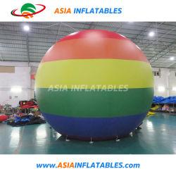 팽창식 PVC 헬륨 풍선 광고를 위한 다채로운 오프닝 풍선