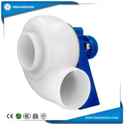 AC 200 Ventilator van de Uitlaat van de Kap van de Damp van het Laboratorium de Plastic Corrosiebestendige