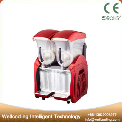 Capacité élevée avec réservoir de faible puissance de la neige fondante Icee Machine 2