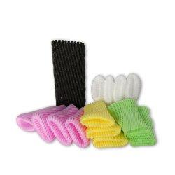 Manicotto di plastica protettivo della rete del coperchio della frutta della maglia della gomma piuma di EPE