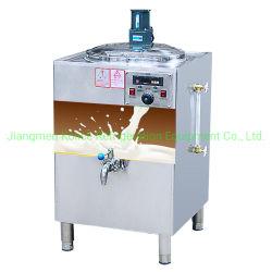 150L 100L 50L de Lage en Op hoge temperatuur Machine van het Pasteurisatieapparaat van de Pasteurisatie van het Roomijs van de Melk van de Partij van het Systeem van de Automatische Controle