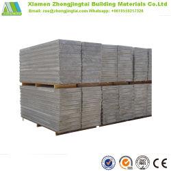 ライト級選手によってプレキャストされるセメントの具体的な隔壁のパネルの拡張可能ポリスチレンのドームの家Pannels中国