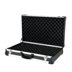 Fusil en aluminium noir transporter Pistolet Étui à fusil (HG-1602)