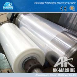 중국 PVC 열 수축 포장 필름에 있는 포장 필름 또는 롤필름 포장 병을 감싸는 고품질 PE