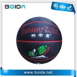 Pallacanestro di gomma dell'unità di elaborazione di sport impermeabile promozionale del PVC TPU (B88851)