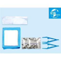 Verpakking van het Instrument van het Blad van de Sterilisatie SMS van de Levering van de fabriek de Beschikbare Niet-geweven Chirurgische