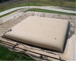 PVC Storge TPU de l'eau liquide d'irrigation de la vessie oreiller de la vessie de l'eau