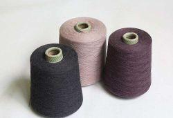 Bébé de couleur vive sain mélange de fils teints en fils de laine de 50% 50% acrylique main tricoter Patterns