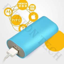 Cadeau promotionnel Logo personnalisé Candy Banque d'alimentation RT-U16 Chargeur Mobile