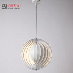 مصابيح زينة LED معدنية معلقة Igloo مصابيح بندول (ZLA057P)