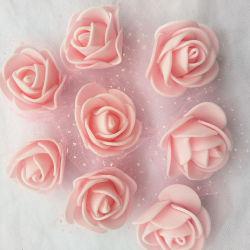 인공 꽃 인공 미니 실크 장미 꽃 인공 결혼 꽃