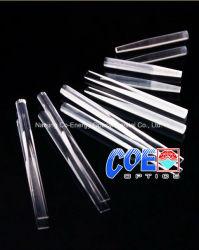 Optik-Saphir Rod spitzt Gefäß-optische Bauteile für HPLC Pumpenkolben