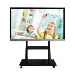 """65"""" 4K Affichage Écran LCD de tableau blanc interactif tactile avec Android Tablet PC"""