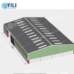 preço de fábrica da estrutura a estrutura de aço prefabricados oficina e depósito de metal