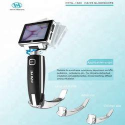 En tiempo real de alta definición de tomar la foto y vídeo con el laringoscopio Cuchillas desechables
