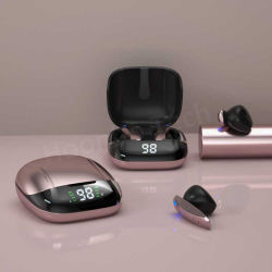 2021 Nouvelle conception portable casque stéréo Bluetooth sans fil