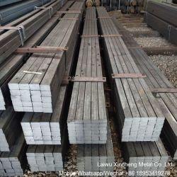 Alliage d'acier laminés à chaud Barres carrées 40Cr / 41Cr4 / 5140