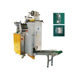 上海発成生包装機械の各種ファスナー部品板金クランプ、配管部品自動プラスチックポリ袋包装装置